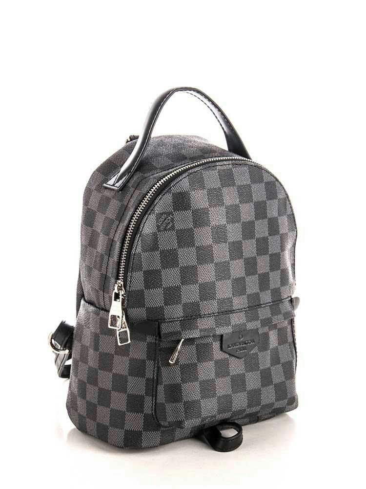 Рюкзак Louis Vuitton Луи Виттон серый средний - ЧЕМОДАНЧИК - самые красивые  сумочки по самой приятной ffd7cc4eae7