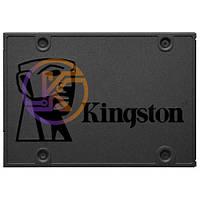 Твердотельный накопитель 480Gb, Kingston SSDNow A400, SATA3, 2.5', TLC, 500/450 MB/s (SA400S37/480G)