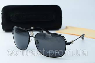 Солнцезащитные очки chrome Hearts Kuffanaw1 черн