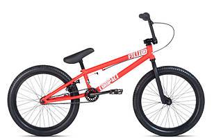 "Велосипед 20"" Fiction Compact 1 2014 Red w/Black"