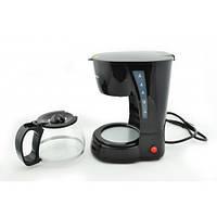 Капельная кофеварка DOMOTEC MS-0707 кофе машина 650 ВТ, фото 1