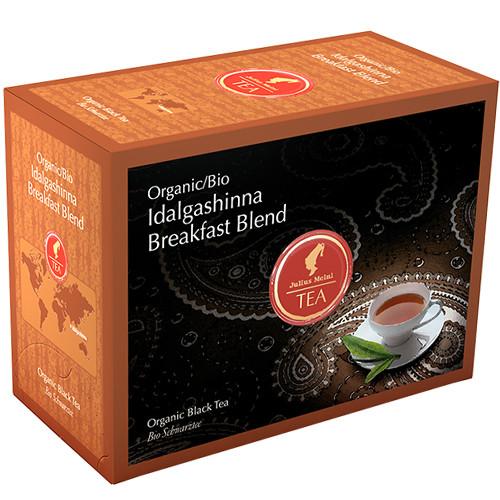 Органічний чорний чай Julius Meinl Bio Цейлонський сніданок 20х4 р