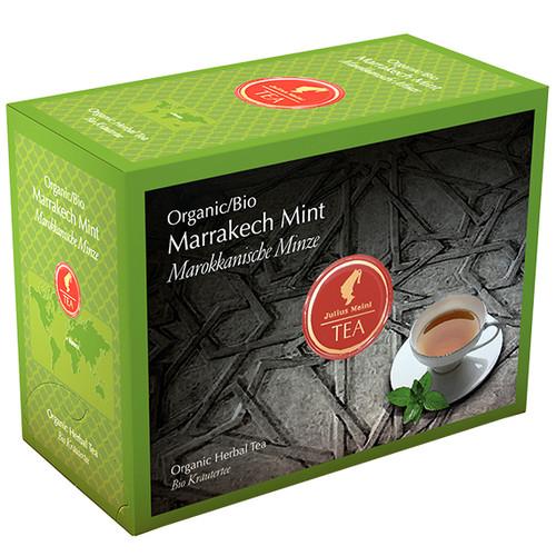 Органический травяной чай Julius Meinl Bio Марокканская мята 20х2 г