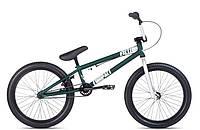 "Велосипед 20"" Fiction Compact 2 2014 Matte DarkGreen w/Silver"