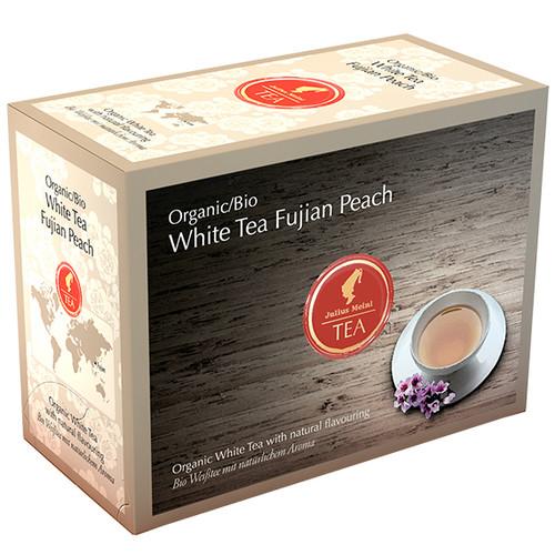 Органический белый чай Julius Meinl Bio Фуцзянь Персик 20х3,25 г