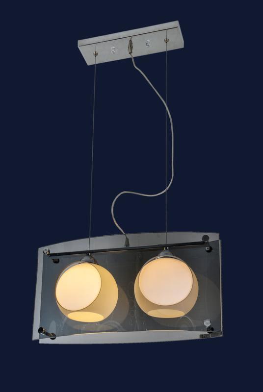 Подвесной светильник на две лампы 7092359-2