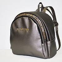 Рюкзак городской Джонс корс М,  кожаный рюкзак, рюкзак кожзам, рюкзак женский, рюкзаки оптом, дропшиппинг