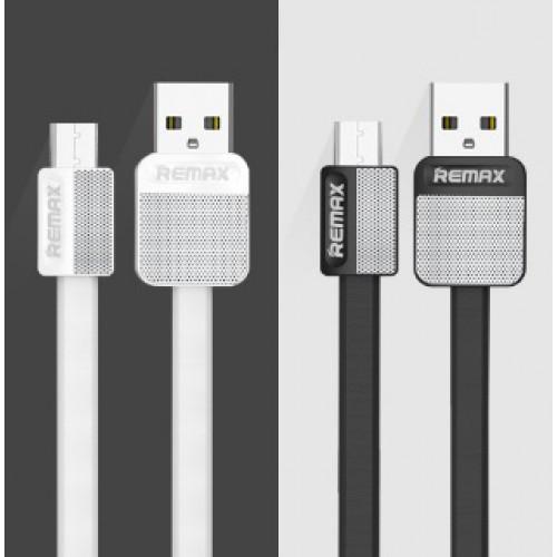 Кабель USB Remax RC-044m micro USB 1m, білий