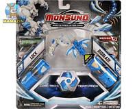 Игровой набор Monsuno Core-Tech LOCK и BIOBLAZE (Сombat 2-Packs) W5