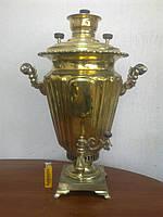 Самовар «Рюмка»  на 6 литров