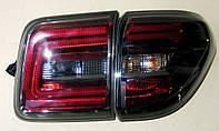 Задние Nissan Patrol Y62 альтернативная тюнинг оптика фары тюнинг-оптика задние на NISSAN Ниссан Patrol Y62, фото 1