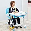 Детская парта и стульчик для дома FunDesk Bambino Blue, фото 4