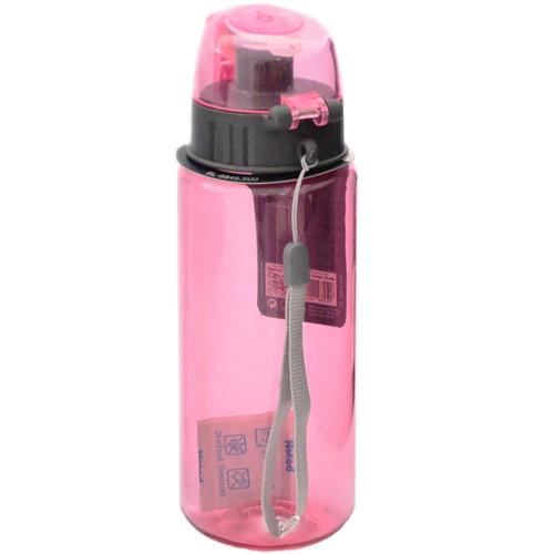 Бутылка для воды Fissman #5 500 мл розовая