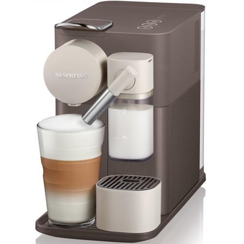 Кофемашина Nespresso Lattissima One Mocha Brown