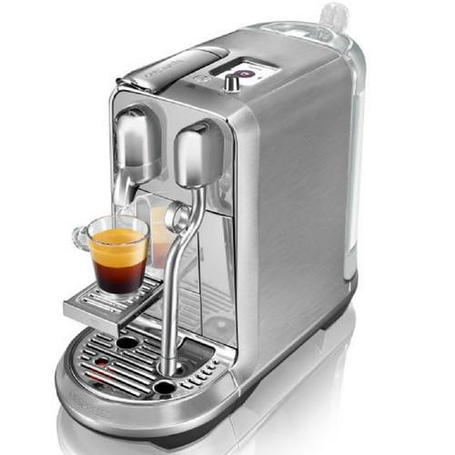 Кофемашина Nespresso Creatista Plus Stainless Steel