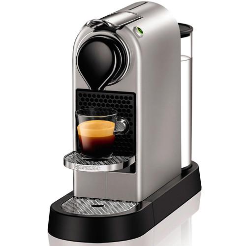 Кофемашина Nespresso CitiZ Silver