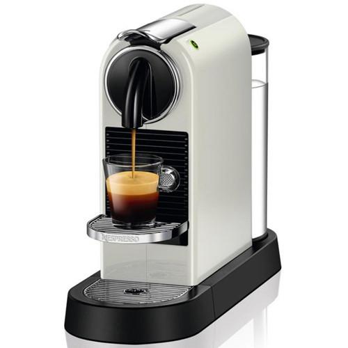 Кофемашина Nespresso CitiZ White