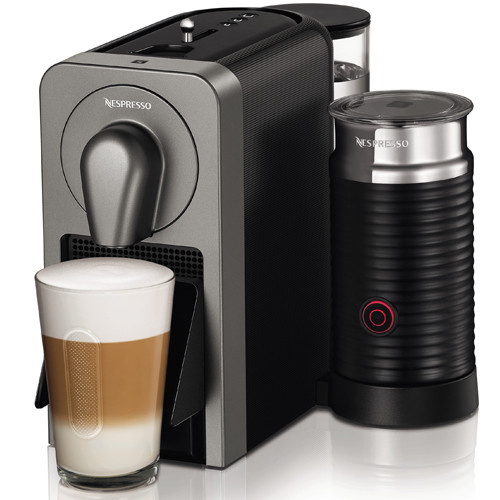 Кофемашина Nespresso Prodigio and Milk Electric Titan