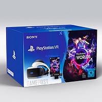 PlayStation VR (Camera+VR Worlds)