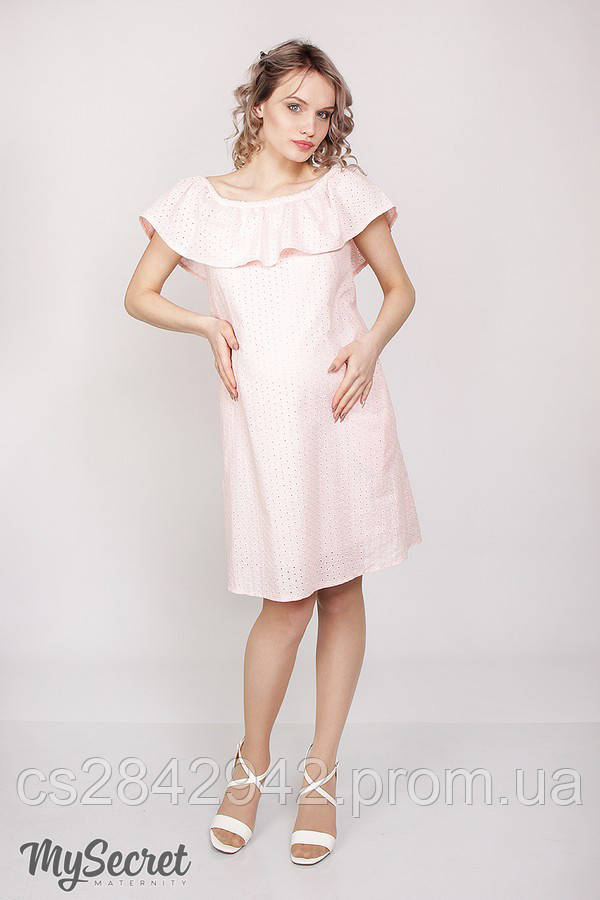 Сукня для вагітних та годуючих (платье для беремених  и кормящих)  ELEZEVIN DR-28.042