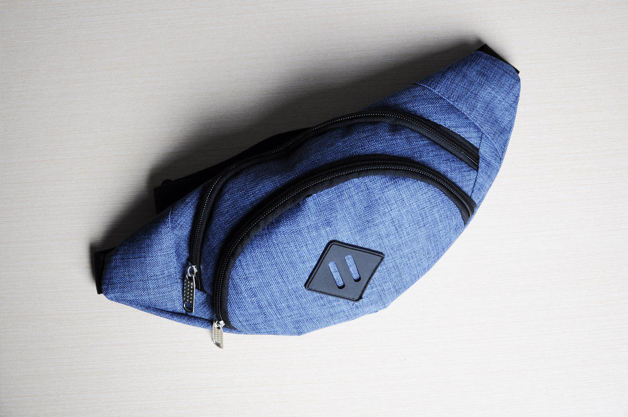 Бананка/сумка на пояс тканевая эсос Asos под джинс