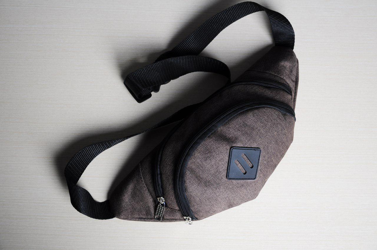 Поясная сумка текстиль эсос Asos