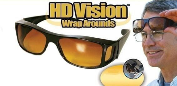 Антибликовые очки для вождения HD Vision антифары антиблил водителей