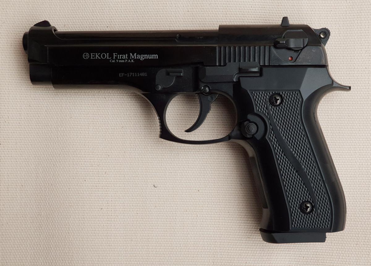 Пистолет сигнальный Ekol Firat Magnum