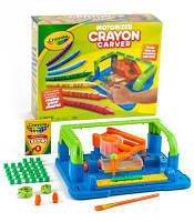 Гравировка восковых карандашей набор для творчества, Crayola  Crayon Carver, Крайола