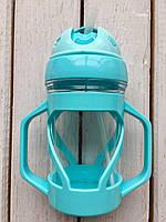 Поильник-чашка  300 мл Голубой, фото 1
