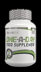 Витамины BioTech USA One a Day 100t