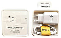 СЗУ 220В - USB SAMSUNG Fast Charge EP-TA300 белый
