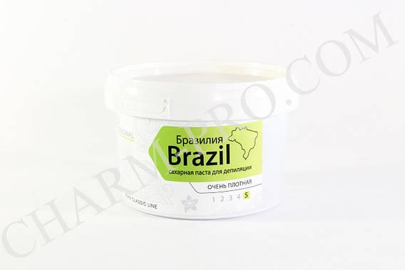 Сахарная паста для шугаринга Аюна Бразилия 800 мл.