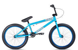 """Велосипед 20"""" Fiction Journey 1 2014 MatteBrilliant Blue"""