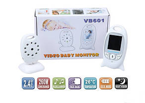 Видеоняня Video Baby Monitor VB601, фото 2