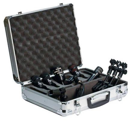 Набор из 5 микрофонов для барабанной установки AUDIX DP5a, фото 2