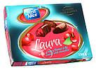 Галаретка в шоколаде вишневый сок «Laura» 190г. Польша