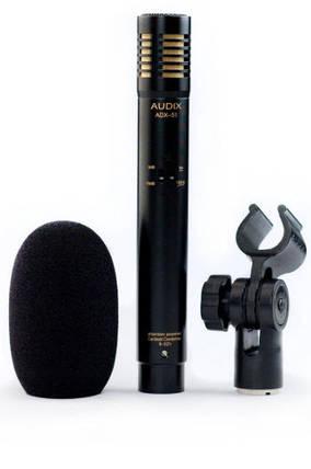 Пре-поляризованый конденсаторный микрофон AUDIX ADX-51, фото 2