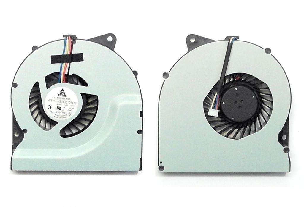 Вентилятор (кулер) для ноутбука Asus N53T KSB06105HB AB20