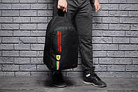 Вместительный Мужской/женский городской/спортивный рюкзак пума феррари (Puma ferrari)