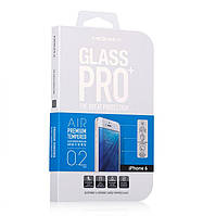 Защитное стекло для iPhone 6/6S - Momax Glass Pro + Air Screen Protector 0.2 mm