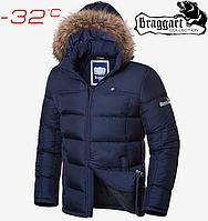 Куртка мужская спортивная Braggart Aggressive - 4234#4233 синий, фото 1