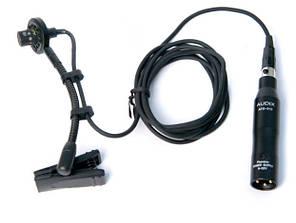 Конденсаторный микрофон для подзвучивания духовых инструментов AUDIX ADX-20i-P, фото 2