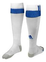 Игровые гетры Динамо белые Adidas Home Kit 2016/18