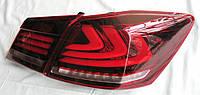 Задние Honda Accord 9 альтернативная тюнинг оптика фары тюнинг-оптика задние на для HONDA Хонда Accord 9