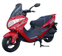 Мотороллер скутер мопед Spark SP150S-28 Спарк ДТЗ 150 см³ куб кубов, фото 1