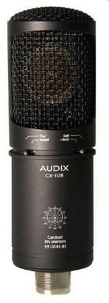 Конденсаторний мікрофон з великою діафрагмою для запису AUDIX CX-112B, фото 2