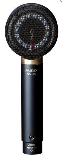 Студийный конденсаторный микрофон с большой диафрагмой AUDIX SCX-25A