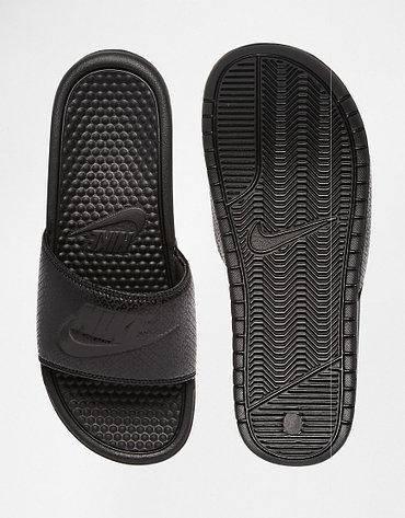 026f5edb Тапочки Nike Benassi Jdi Mens: продажа, цена в Днепре. сандалии и ...