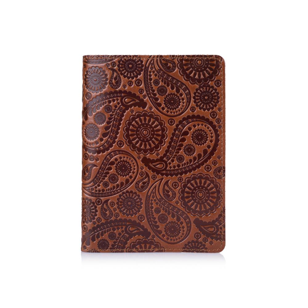 """Обложка для паспорта  Crystal Amber """"Buta Art"""""""